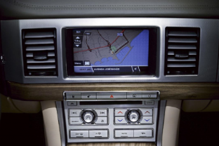 DVD Jaguar XF/XK Navigation Map 2019-2020  Europe Sat Nav Update